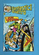SUPER EROI - I FANTASTICI QUATTRO - CORNO -N.182- 27 MARZO 1978- NON DI RESA