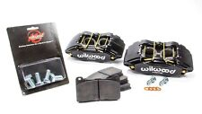 Caliper & Pad Kit Front Honda/Acura Black