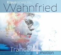 KLAUS SCHULZE - WAHNFRIED TRANCE 4 MOTION   CD NEW+