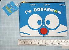 Doraemon  Canvas Zip Bag #2 Japan Limit   , #1ok