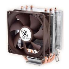 Refrigerador CPU Multizocalo Coolbox Quasar Twister III PWM Heatpipe Intel AMD