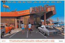 Pulp Fiction by Laurent Durieux Ltd Edition Screen Print Mondo Poster Art MINT