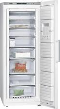 Siemens GS58NAW41 A+++ Stand-Gefrierschrank, weiß, 70cm breit, noFrost, superGef