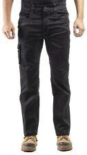 Caterpillar CAT Operator FX black stretch multi-pocket work trouser