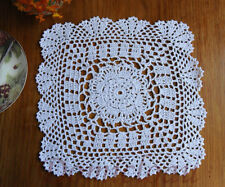 Square Table Doilies