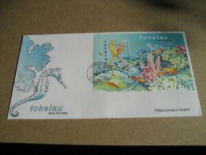 TOKELAU     2004    SEA HORSES  COVER