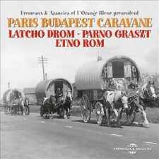 ETNOROM/LATCHO DROM/ETNO ROM/PARNO GRASZT - PARIS BUDAPEST CARAVANE NEW CD