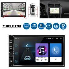 "7"" 2-Din Car Stereo TouchScreen Car MP5/4/3 Player FM Radio Audio Receiver Unit"