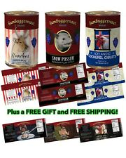 Funny Holiday Stocking Stuffer White Elephant Gag Gift-Snow Possum in a Can!