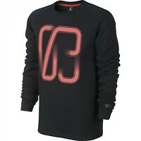 SZ 2XL Nike Jordan CP3 Chris Paul VIII 03 Men's Pullover Sweatshirt 632053-010