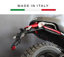 Evotech Portatarga Regolabile Ducati Scrambler Classic Versione Corta