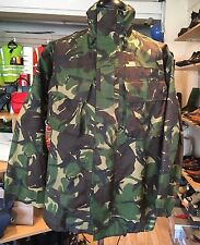 British Army Issue Gore-Tex Waterproof MVP Lined DPM Smock 160/88