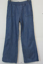 Chico's Women's Lightweight Blue Denim Pants size 1