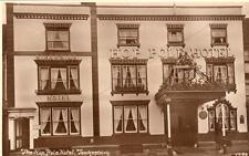The Hop Pole Hotel Pub Tewkesbury unused RP old pc