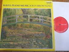 LSB 4096 Ravel Piano Music / Browning