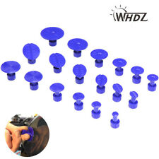 WHDZ ABS PDR Glue Tabs Auto Body Pulling Paintless Dent Repair Tools Glue Tab…