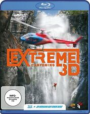 Extreme Canyoning - 3D Blu-ray Disc (+ 2D Blu-ray Version) NEU + OVP!