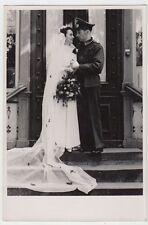 (F1040+) Orig. Foto Wehrmacht-Soldat, Hochzeit, 1940er