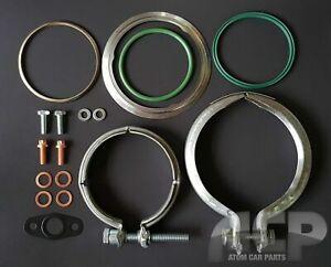Turbocharger Fitting / Gasket Kit for Turbo 777853 - BMW 325, 330, 525, 530, 730