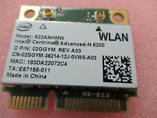 622ANHMW INTEL Centrino Advanced-N 6200 WiFi Mini Adapter NEW PART!