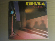 TIERRA BAD CITY BOYS LP OG '82 BOARDWALK LATIN FUNK R&B DISCO SYNTH POP SEALED!