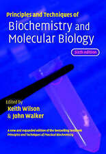 Principles and Techniques of Biochemistry and Molecular Biology-ExLibrary