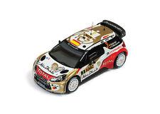 IXO Citroen DS3 WRC #3 Winner Rally Germany 2013 Sordo - Del Barrio RAM538 1/43
