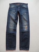 Mustang OREGON TAPERED Herren Jeans Hose, W 34 /L 32, original Ripped, wie NEU !