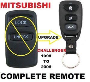 Fits Mitsubishi Remote CHALLENGER 1998 1999 2000 2001 2002 2003 2004 2005 2006