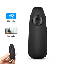 FHD 1080P Mini Pocket Pen Camera Hidden Portable Body Video Recorder DVR Spy Cam