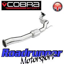 """Cobra Sport Leon Cupra R MK1 Downpipe Sports Cat Front Pipe Exhaust 2.5"""" (SE09)"""