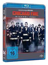CHICAGO FIRE STAFFEL 2 - 5 BLU-RAY NEU