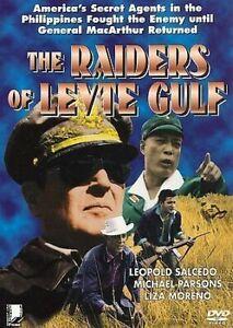 The Raiders of Leyte Gulf DVD 1962 Eddie Romero World War II 2 War Movie RARE