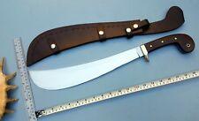 Ursa's Custom handmade 5160 spring steel Golok style Machete UI-45A