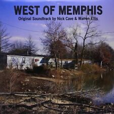 NICK CAVE / WARREN ELLIS - WEST OF MEMPHIS - LP VINYL NEW SEALED 2014 O.S.T.