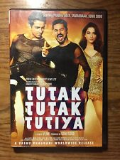Tutak Tutak Tutiya DVD Bollywood Hindi Film Prabhu Deva Tamannaah Sonu Sood Dvd