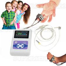 CE FDA,OLED Infant Baby Pulse Oximeter,blood oxygen SPO2 Monitor,USB,software
