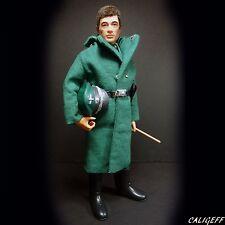 Superb Vintage German Camp Commandant w/ Rare Swagger Stick Action Man GI Joe