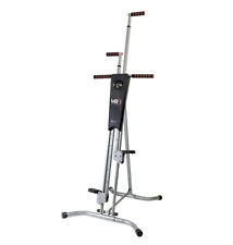 Cardio Maxi Climber Vertical Stepper Machine Exercise Fitness Workout Home Gym