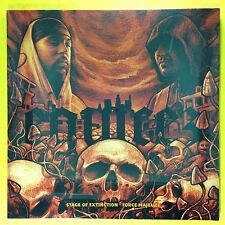 Equicez - Stage Of Extinction - Knirckefritt KFLP0012013 Mint Sealed - Hip Hop
