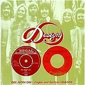 Design - One Sunny Day (Singles & Rarities 1968-1978) (2012)  CD NEW  SPEEDYPOST