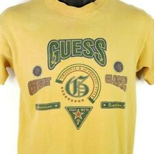 New listing Guess Usa T Shirt Vintage 90s Spell Out Streetwear Made In Usa Size Medium