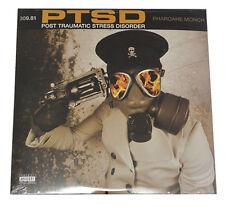 "PHAROAHE MONCH - POST TRAUMATIC STRESS DISORDER - PTSD - 2X 12"" VINYL LP, SEALED"