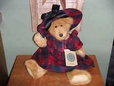 "Boyds Bears Plush 1996 ~14"" Eldora~ J.B. Bean & Associates Collection"