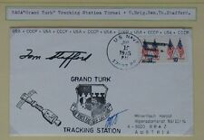 s1373) Apollo-Sojus Grand Turk Tracking Station US Navy 15.7.75 Autopen Stafford