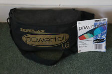 Powerfoil Two Line Kite 1.8 By Spirit Of Air, Powerkite, Serious Pull!
