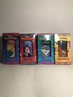 Disney Pocahontas Color Of Th Wind  Cups Glasses NIB. Set Of 4 Burger King