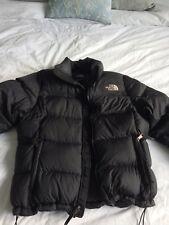 Womens Black North Face Jacket Small