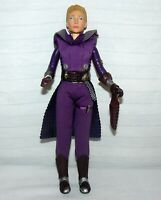 "Hasbro 2002 Star Wars Attack Of The Clones Zam Wesell Doll 12"" Action Figure"