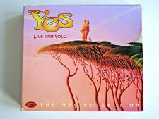 Yes - Live and Solo CD The Collection Live Recording 2006 Union Square 3CD Set